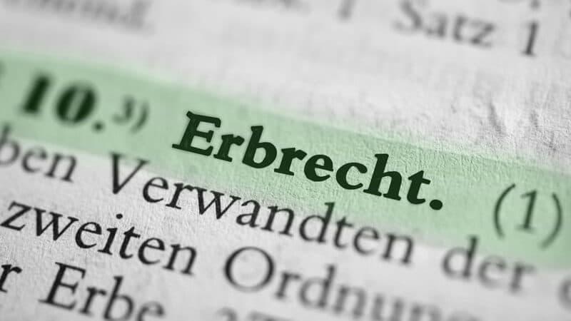 Europäische Erbrechtsverordnung bringt Unternehmer in Zugzwang