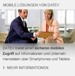 DATEV Produktbox Mobile Commerce CeBIT