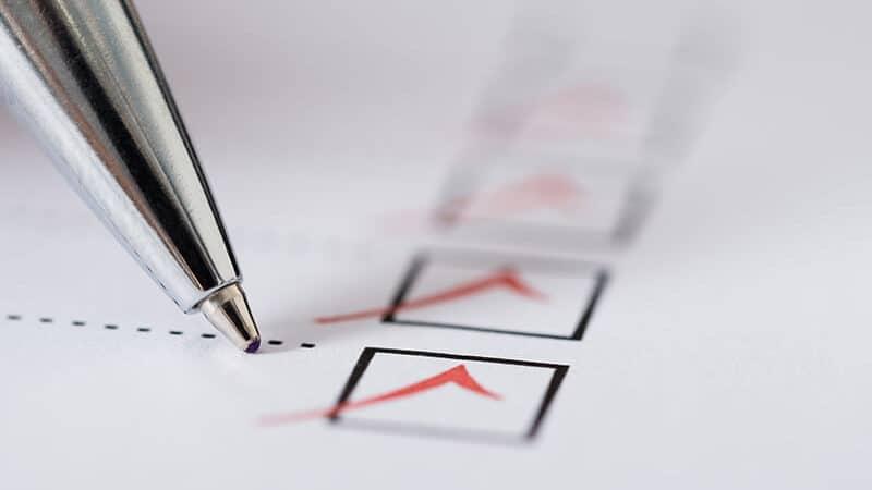 Betriebsprüfung: Eine Checkliste bringt Sicherheit und vermeidet Fehler