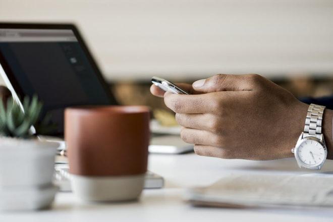 Digitalisierung, Organisation, Kontakt, Handwerk, Handel