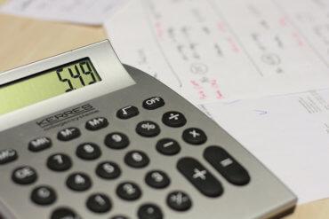 Bild zeigt Taschenrechner