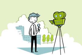 In diesem Video geht es um das Thema Dienstfahrrad