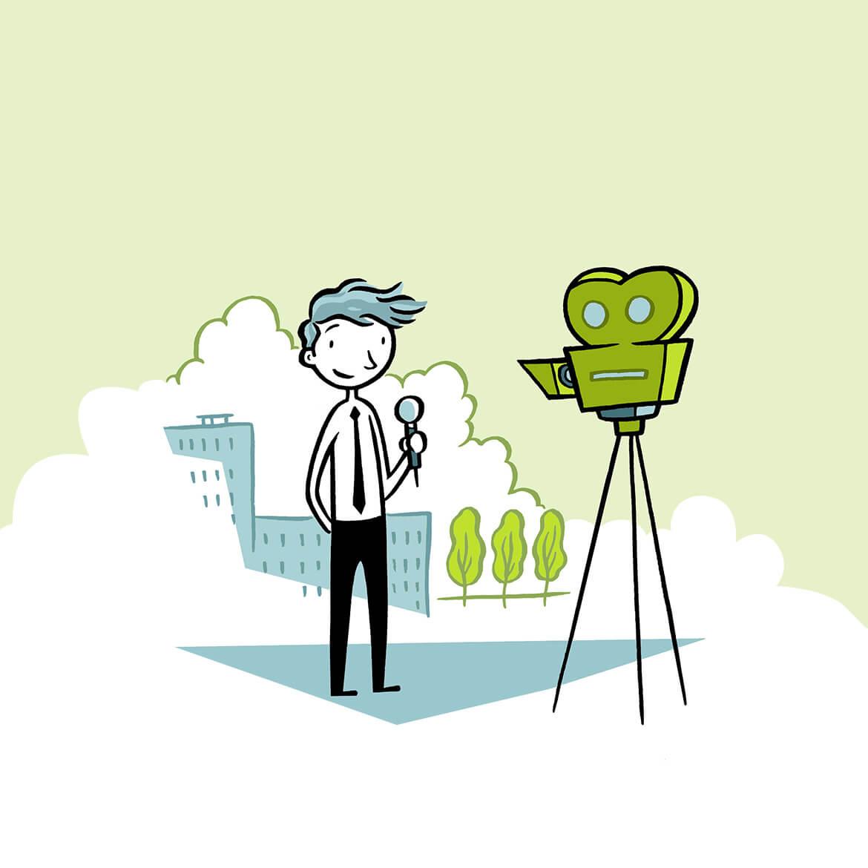 In diesem Video geht es um die Videoserie Digitalisierung und Mittelstand