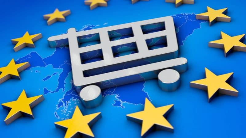 Geoblocking-Verordnung macht Onlinehändlern viel Arbeit