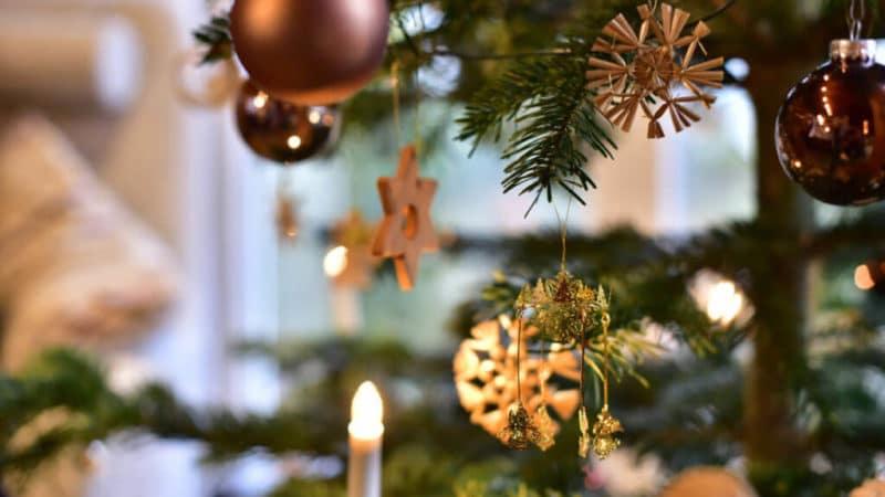 Denken Sie unter dem Christbaum an die Spendenquittung