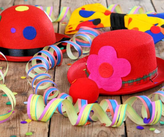 So kommen Unternehmer sicher durch Karneval und Fasching
