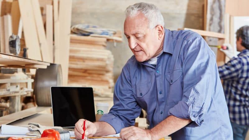 Weiterbeschäftigung nach Renteneintritt ist relativ einfach