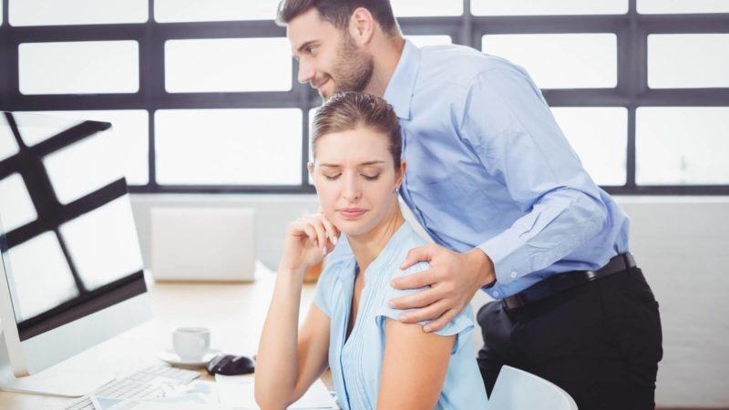 Mitarbeiterzufriedenheit steigt durch Schutz vor Belästigung