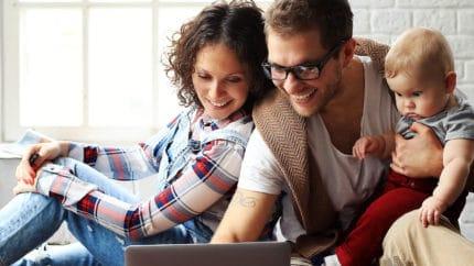 Elterngeld für Selbständige sichert Einkommen in Elternzeit