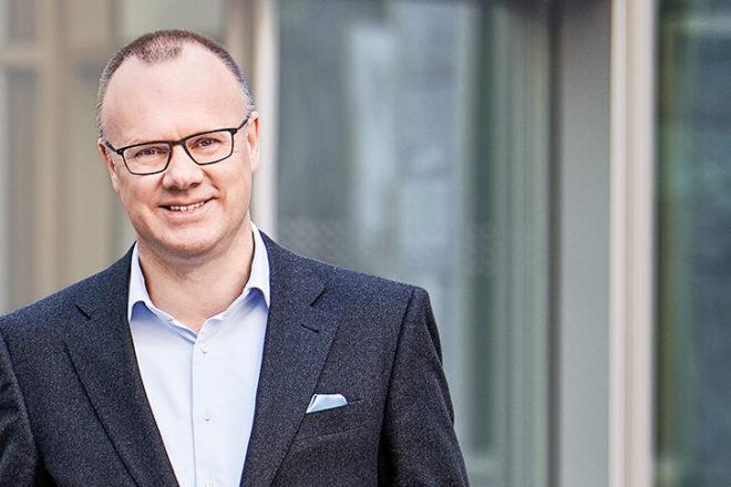 Dr. Mayr, Vorstandsvorsitzender der DATEV eG, bericht über die Gründerszene