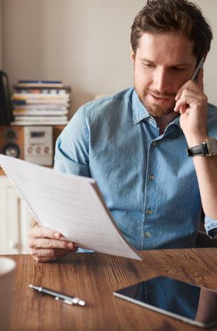 Beim Home-Office unbedingt an die Versicherung denken