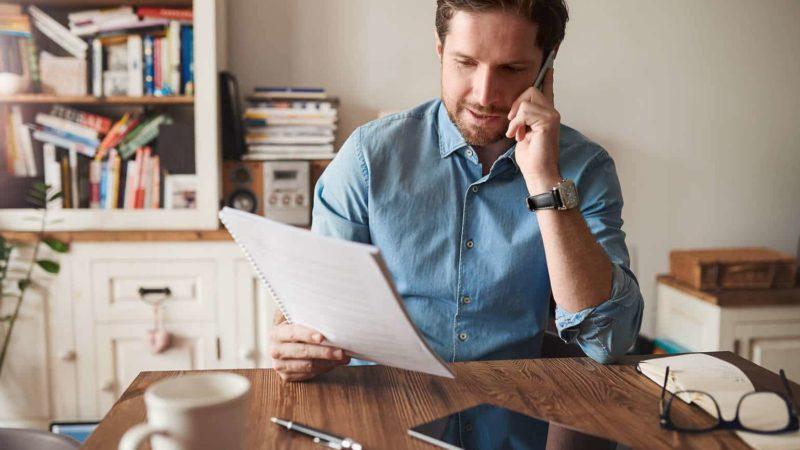 Home-Office – unbedingt auch an die Versicherung denken