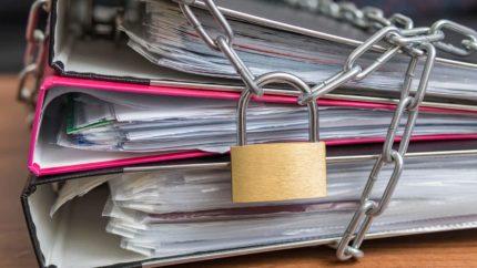 Den Datenschutz durchziehen