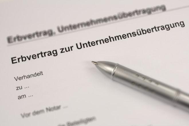 Bild Betriebsvermögen: Erbschaftsteuer und Schenkungsteuer sparen
