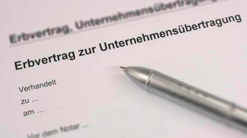 Betriebsvermögen: Erbschaftsteuer und Schenkungsteuer sparen