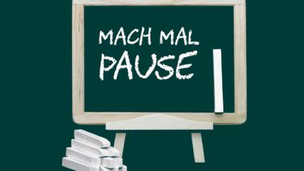 Pausenregelung gemäß Arbeitszeitgesetz unbedingt beachten