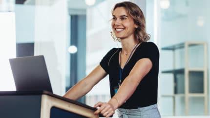Viele Strategien können die Mitarbeitermotivation steigern