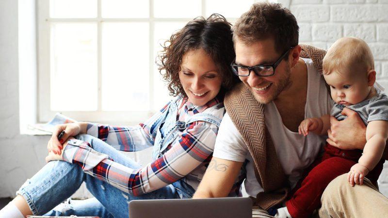 Elterngeld für Selbständige kann das Einkommen sichern