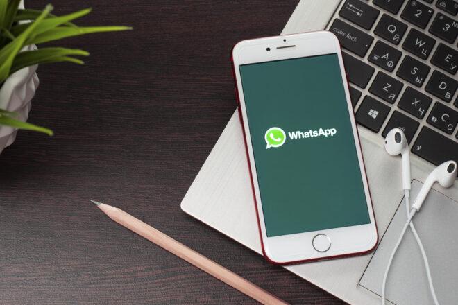 Bei WhatsApp-Nutzung muss die DSGVO beachtet werden