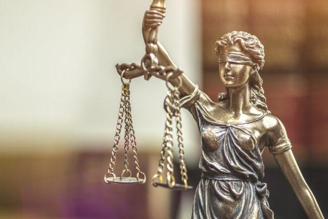 Justitia entscheidet zu Wettbewerbsrecht, eine Chance für die Genossenschaft