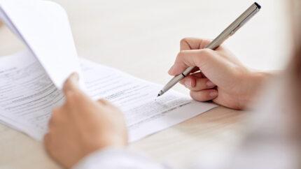 Vorsicht Falle: Werkvertrag gilt nicht mehr für Arbeitnehmer