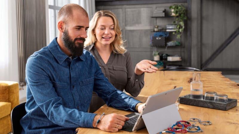 Chancen nutzen: Digitalisierung und Nachhaltigkeit im Unternehmen